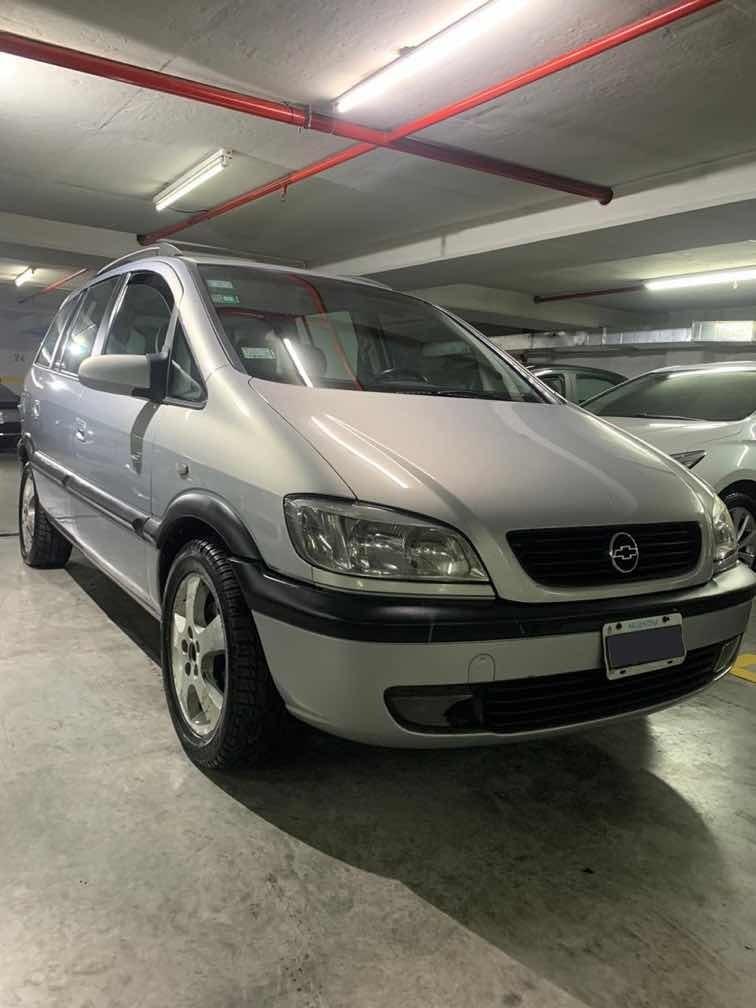 Chevrolet Zafira 2 0 Gls 2003 Sepautos 390 000 En Mercado Libre