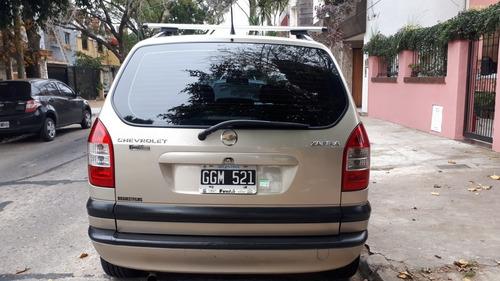chevrolet zafira 2.0 gls 2007