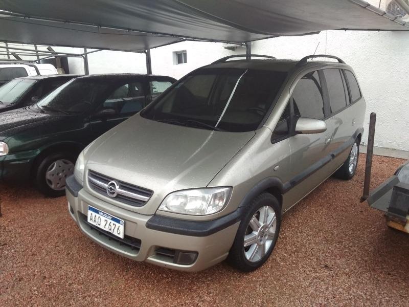 Chevrolet Zafira 2 0 Gls 2008 U S 11 800 En Mercado Libre