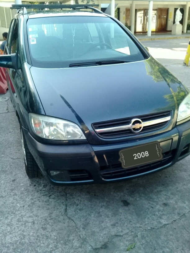 Chevrolet Zafira 20 Gls 2008 190000 En Mercado Libre