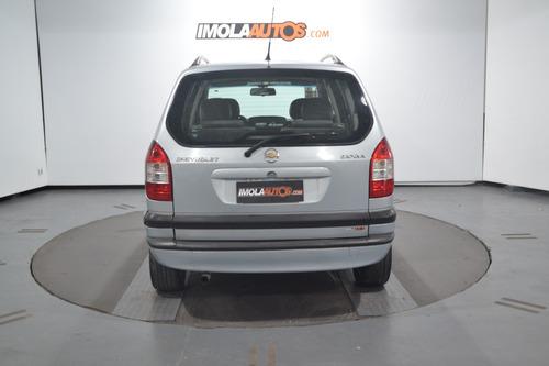 Chevrolet Zafira 20 Gls 2009 Imolaautos 215000 En Mercado Libre