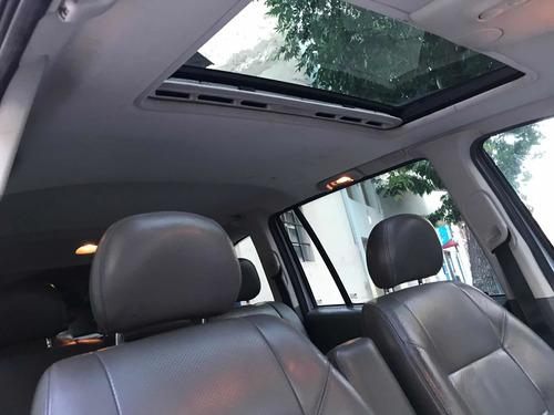 chevrolet zafira 2.0 gls 2011 cuero techo 7 asientos