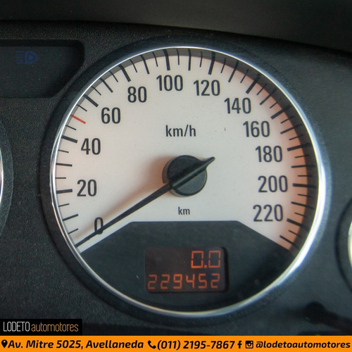 chevrolet zafira 2.0 gls 7 as 2006