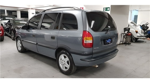 chevrolet zafira 2.0 mpfi 8v gasolina 4p manual