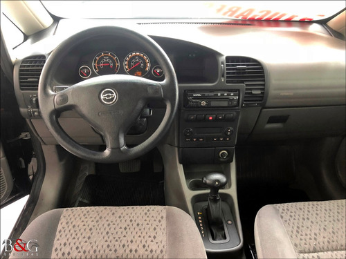 chevrolet zafira 2.0 mpfi elegance - 2011 automático