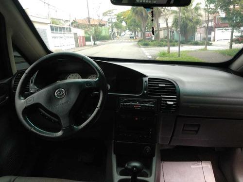 chevrolet zafira 2.0 mpfi elite 8v flex 4p aut.!!!blindada