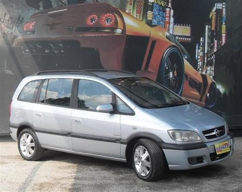 chevrolet zafira 2.0 mpfi elite 8v flex 4p automático 2009/2