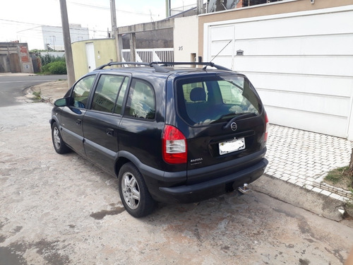 chevrolet zafira 2005 2.0 elegance flex power aut. 5p