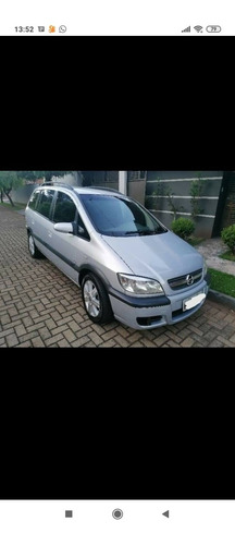 chevrolet zafira 2005 2.0 elite flex power aut. 5p