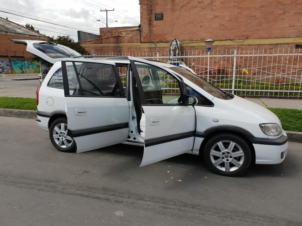 Chevrolet Zafira 2008 21600000 En Tucarro