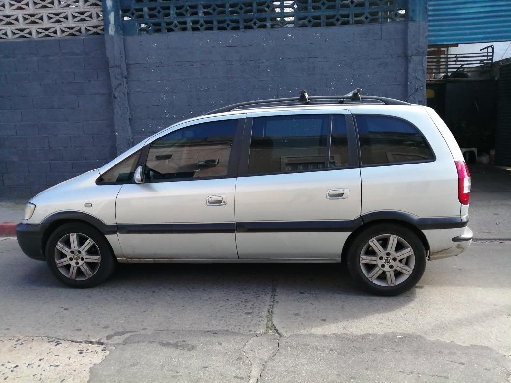 Chevrolet Zafira 2 0 Mecanica 2008 Usado En Bogota 1900276