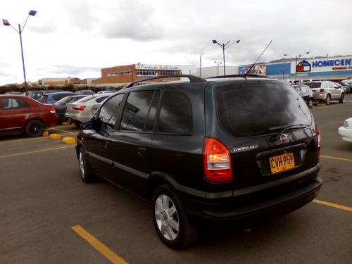 Chevrolet Zafira 24500000 En Tucarro