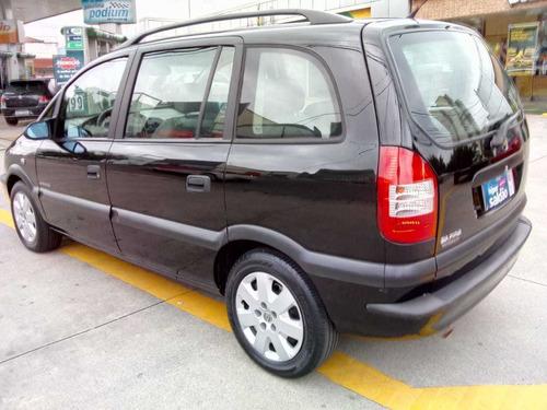 chevrolet zafira  aut. 5p 2008 3900 de entra + 699