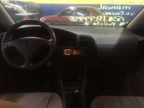 chevrolet zafira  cd 2.0 16v gasolina manual