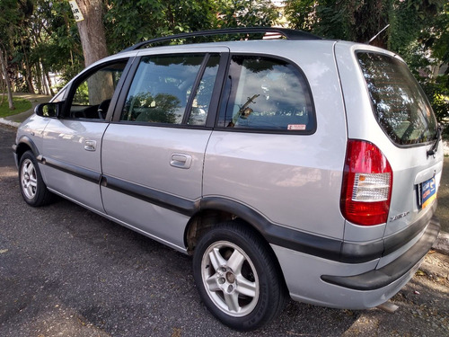 chevrolet zafira cd 2.0 8v 5p