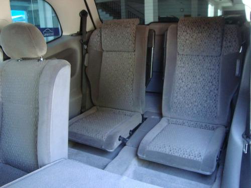 chevrolet zafira elegance 2.0 flex power aut.