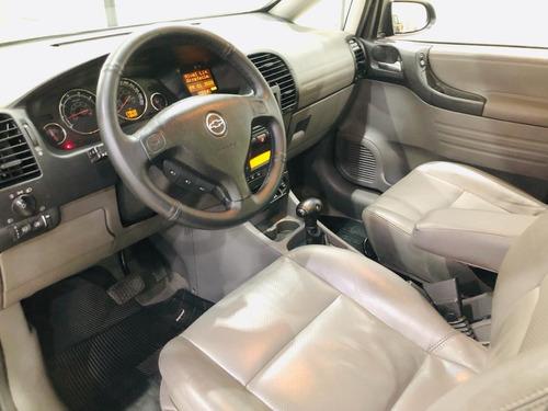 chevrolet zafira elite 2.0 automático ano 2009/2009 (8466)