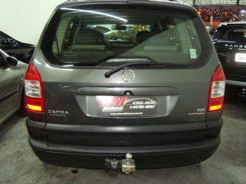 chevrolet zafira elite 2.0 power flex aut