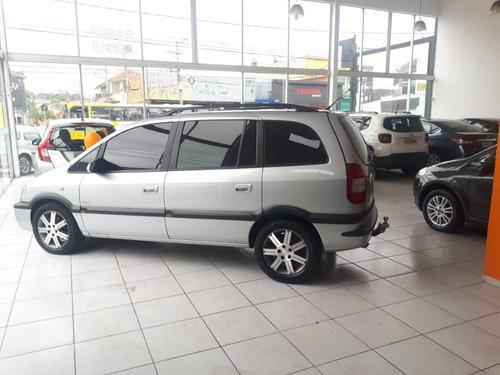 chevrolet zafira elite automática 2012