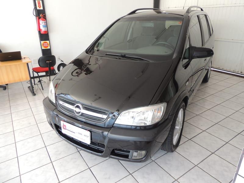 Chevrolet Zafira Flexpower Elegance 20 8v Aut 2011 R 33900 Em