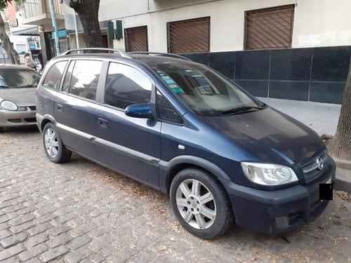 Chevrolet Zafira Gls 2 0 16v 2005 315 000 En Mercado Libre