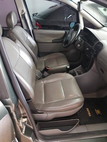 chevrolet zafira gls 2010 7 asientos con cuero