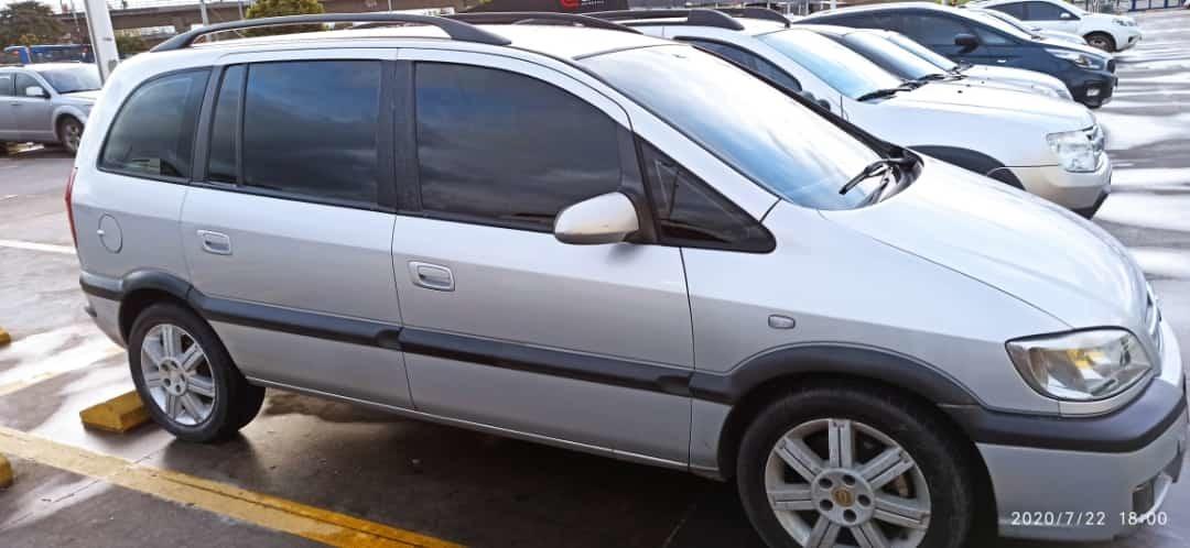 Chevrolet Zafira Zafira 18 300 000 En Mercado Libre