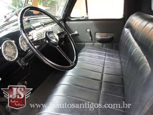chevrolet/gm 1952 3100 pick-up