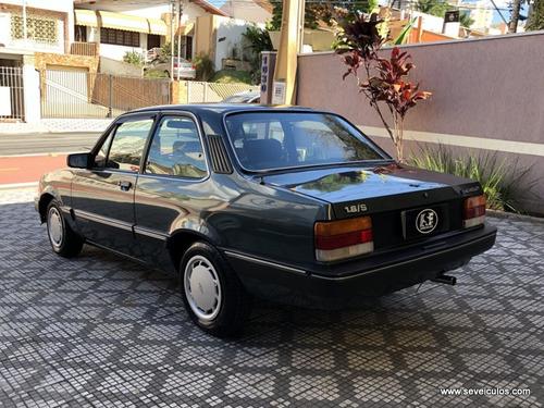 chevrolet/gm chevette sl/e 1.6/s - 1990 / 53.600 km rodados!