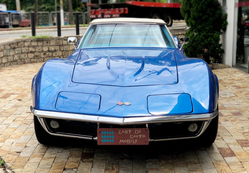 chevrolet/gm corvette conversível  1968