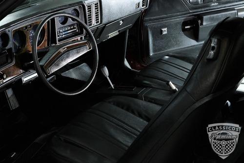 chevrolet/gm monte carlo landau 1974 74 v8 automático antigo