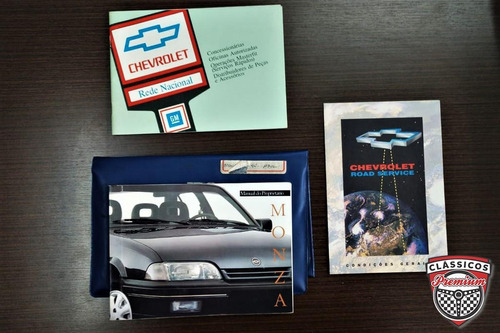 chevrolet/gm monza gl 2.0 - 1993 94 - 59.000km - original