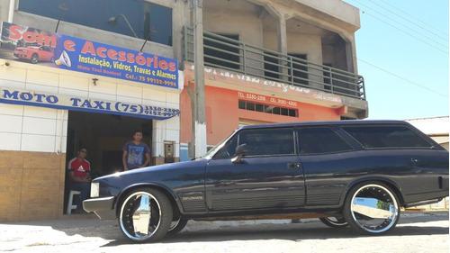 chevrolet/gm opala caravan 6cc