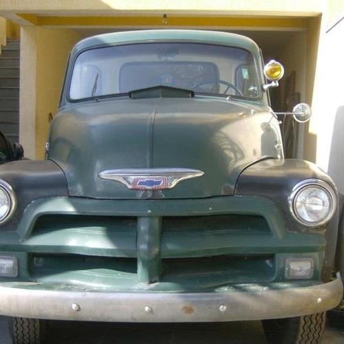 chevy 1954,modelo canadense