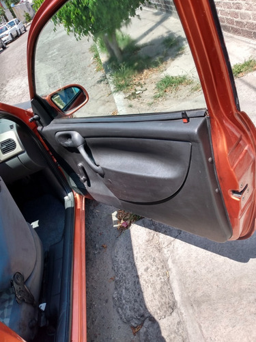 chevy 2004 color naranja metalico