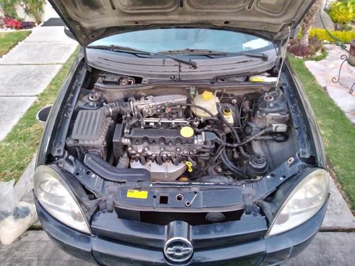 chevy 2008 4 puertas color negro todo en regla factura origi