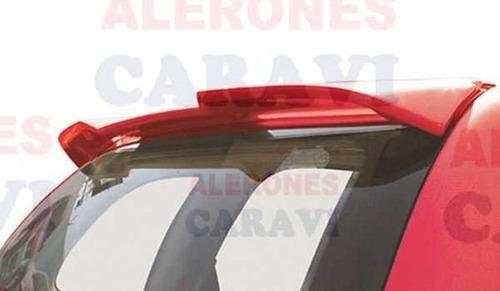 chevy 5 puertas aleron especial para cajuelas sin marco