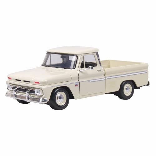chevy c10 fleetside pickup 1966 esc. 1:24