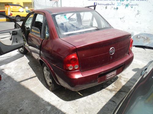 chevy c2 2005  por partes