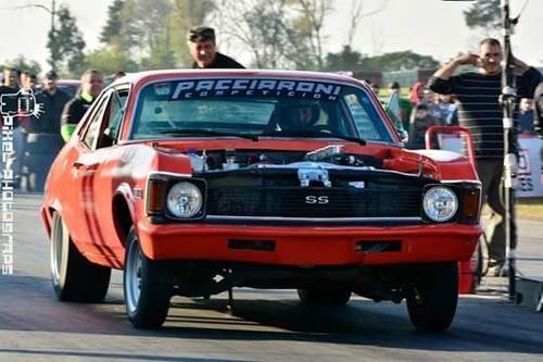 chevy coupe de competición