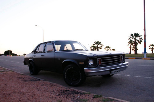 chevy nova americano '75 manual nafta 6cil