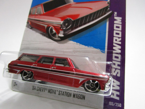 chevy nova sw t9 hot wheels