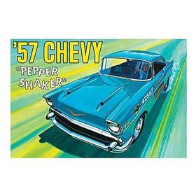 Chevy Pimentero  Kit Vehiculo Modelo Plastico Amt
