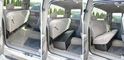 chevy silverado 99-06 ext cab doble 10  sub caja carro -0589