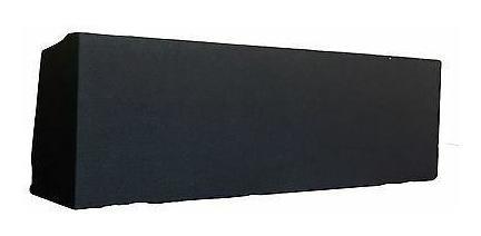 chevy silverado extendida cab doble 12  caja subwoofer -1776
