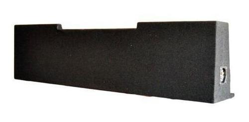 chevy silverado extendida cab doble 12  caja subwoofer -9559