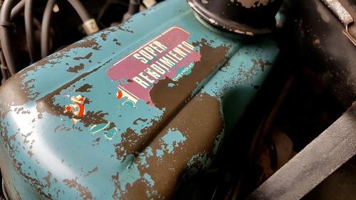 chevy super 2(da) m..d fábrica.posible permuta.ver condición