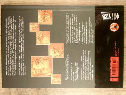 chew  the omnivore edition vol. 1  john layman /rob guillory
