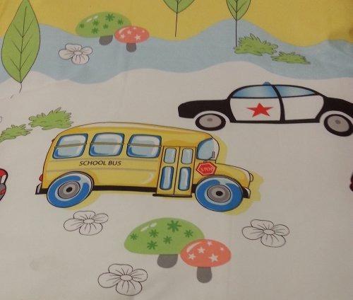chezmoi colección 3-piece truck tractor autobús escolar