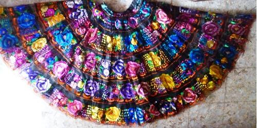 chiapas vestido t/4 bailes escolares trajes tipicos c envio